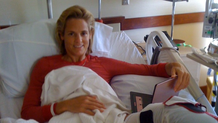 Dara Torres Offers an Olympic Perspective onMedicine