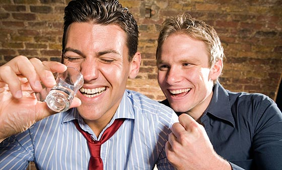 Smarter People Drink More Alcohol