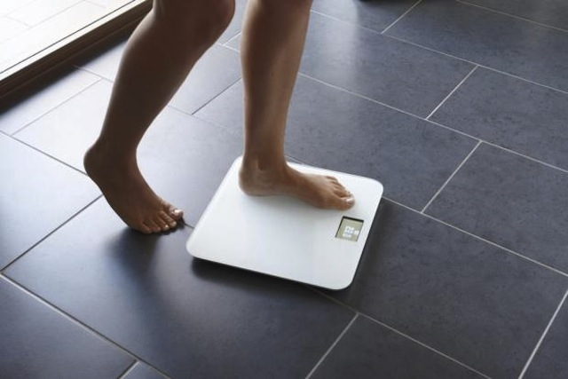 Wireless Scale Connects To Your Fitness Apps