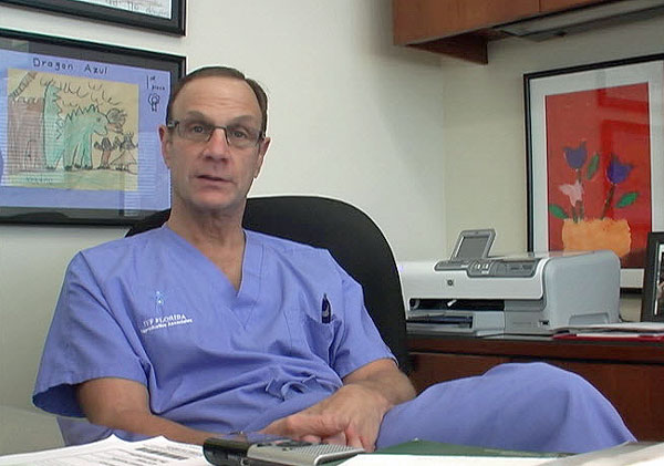 Cureus Editorial Board Feature: David I. Hoffman,M.D.